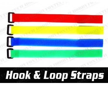 Hook & Loop Strap