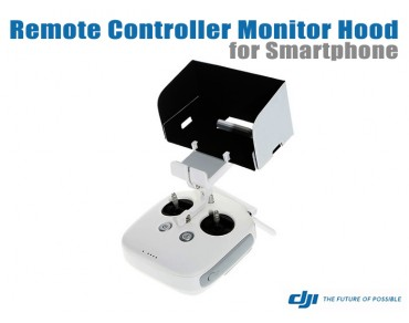 Inspire 1-Phantom 3 Remote Controller Monitor Hood For Smartphones(Inspire1-P3 Part56)