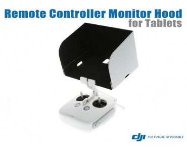 Inspire 1-Phantom 3 Remote Controller Monitor Hood For Tablets(Inspire1-P3 Part57)