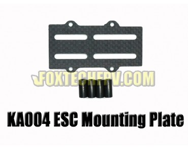 KA004 ESC Mounting Plate