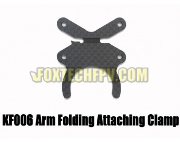 KF006 Arm folding Attaching Clamp