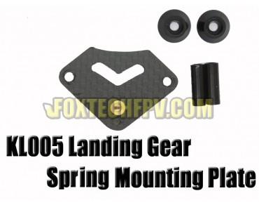 KL005 Landing Gear Spring Mounting Plate