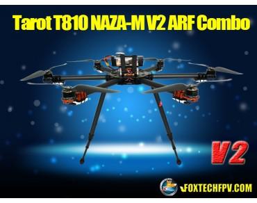 New T810 Naza-M V2 ARF Combo