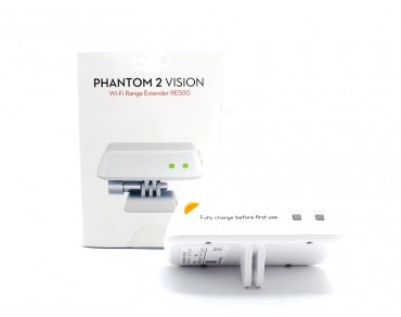 Phantom 2 Vision Wi-Fi Range Extender(P2 PART17)