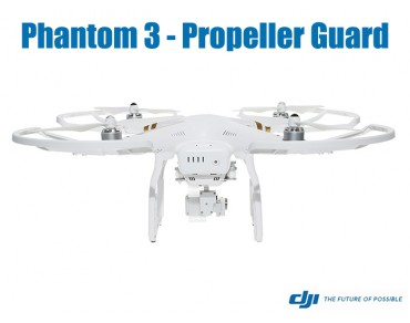 Phantom 3 - Propeller Guard(P3-Part2)