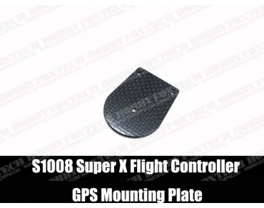 S1008 Super X Flight Controller GPS Mounting Plate