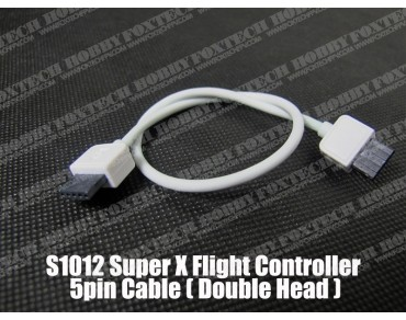 S1012 Super X Flight Controller 5pin Cable ( Double Head )