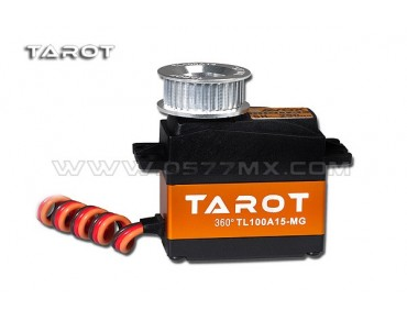 Tarot 360 degree coreless digital gimbal servos(TL100A15)