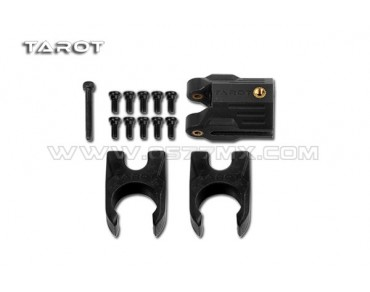 Tarot 16MM New Carbon Tube Folding Positioning Seat Group(TL68B27)