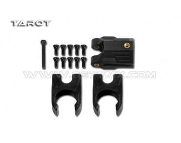 Tarot 16MM New Carbon Tube Folding Positioning Seat Group(TL68B27)