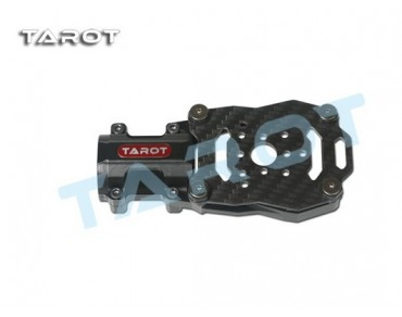 Tarot 25MM Anti-vibration Suspended Motor Mounting Seat/Black(TL96029)