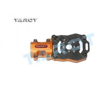 Tarot 25MM Anti-vibration Suspended Motor Mounting Seat/Orange(TL96028)