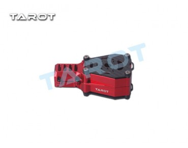 Tarot Suspension Dual-motor Metal Damper Seat(red)(TL96033)