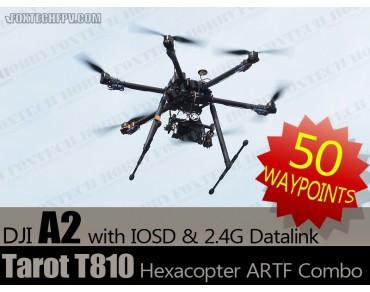 Tarot T810 ARTF(A2 50WPs) Combo