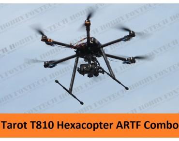 Tarot T810 Hexacopter ARTF Combo