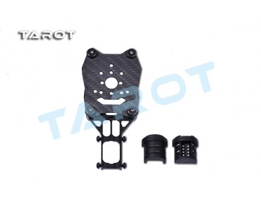 Tarot X8 Suspended Anti-vibration Motor Seat(Black)(TL8X012)