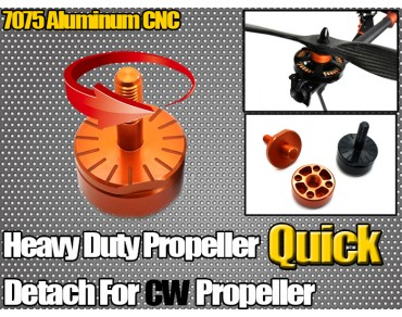U8 Propeller Quick Detach(R) CCW