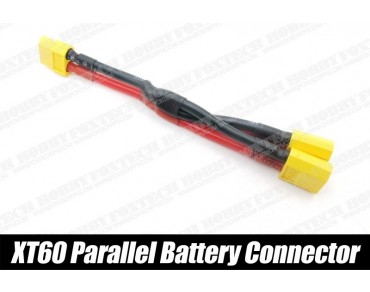 XT60 Parallel Battery Connector