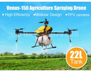 Venus-150 Agriculture Spraying and Spreading Drone