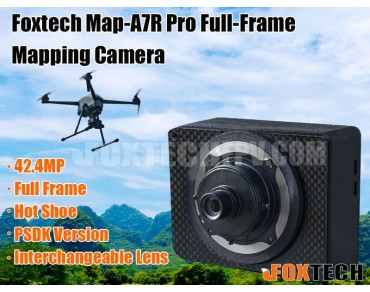 Foxtech Map-A7R Pro Full-Frame Mapping Camera