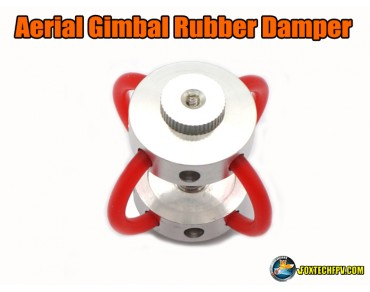 Anti Vibration Damper for Aerial Gimbal