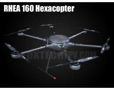 RHEA 160 Hexacopter NO FC ARF Combo