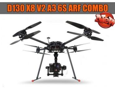 D130 X8 V2 A3 6S ARF COMBO