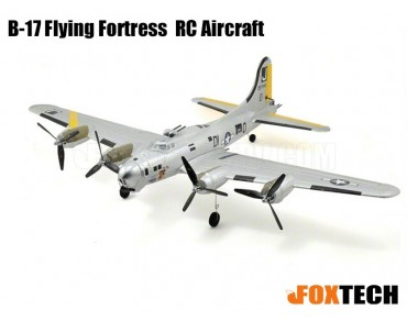 B-17 Flying Fortress  RC Aircraft