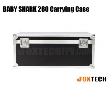 FOXTECH BABY SHARK 260 VTOL Spare Parts-Carrying Case