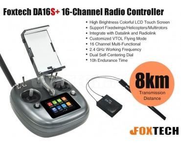 Foxtech DA16S+ 16-Channel Radio Controller