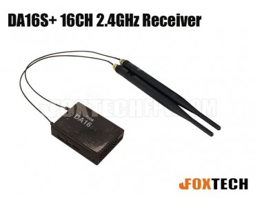 DA16S+ 16CH 2.4GHz receiver-for multicopter
