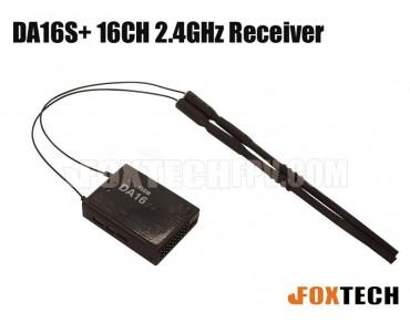 DA16S+ 16CH 2.4GHz receiver