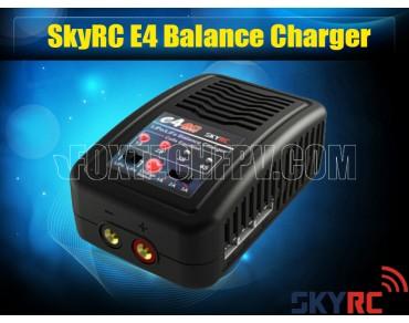 SKYRC e4 Charger 2-4 cells 1A/2A/3A 200mA 100-240V AC Balance Charger(UK/AU)