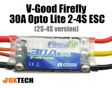V-Good FireFly 30A Lite Opto 2-4S ESC
