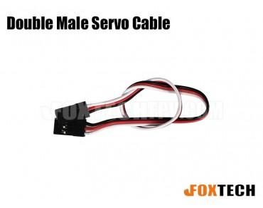 Double Male Servo cable