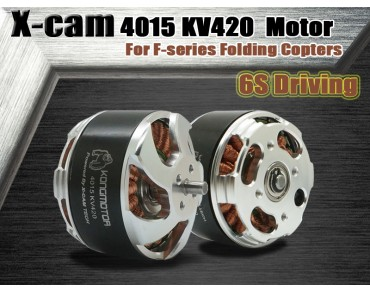 X-cam KongCopter 4015 KV420 Brushless Motor