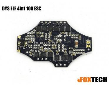 DYS ELF 4in1 10A ESC