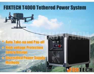 FOXTECH T4000 Tethered Power System