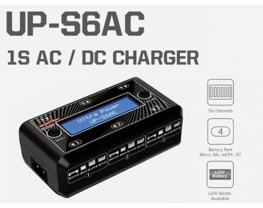 Ultra Power UP-S6AC 1S AC/DC Charger
