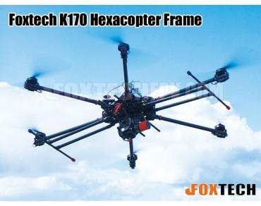 Foxtech K170 Hexacopter Frame Only