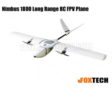 Nimbus 1800 Long Range RC FPV Plane