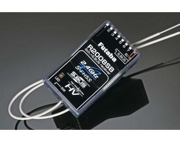 Futaba R2008SB 2.4GHz S-FHSS Receiver