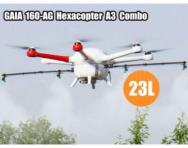GAIA 160-AG Hexacopter  A3 Combo
