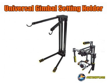 Universal Gimbal Setting Holder
