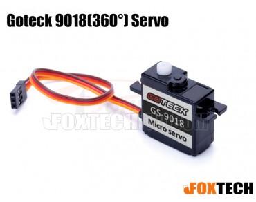 Goteck 9018(360°) Servo