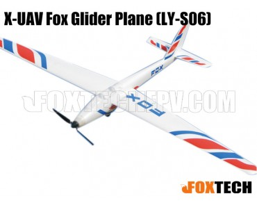 X-UAV Fox Glider Plane (LY-S06)
