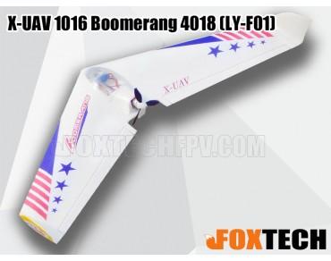 X-UAV 1016 Boomerang 4018 FPV Plane (LY-F01)