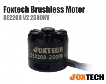 Foxtech  BE2208 V2 KV2500 Brushless Motor