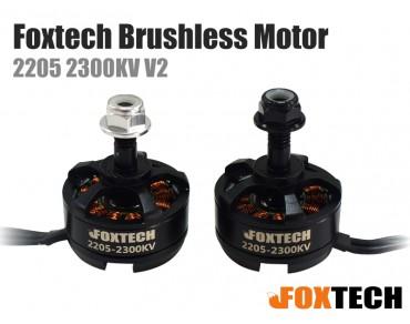 Foxtech 2205 KV2300 V2 Brushless Motor