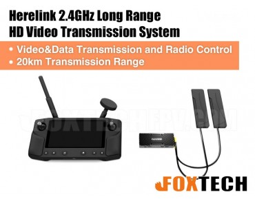 Herelink 2.4GHz Long Range HD Video Transmission System